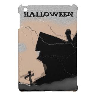 Halloween Home Banded Swirl iPad Mini Case