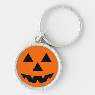 Halloween Jack-O-Lantern Trick or Treat Key Chain