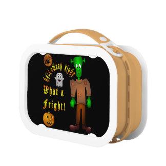 Halloween Orange yubo Lunch Box