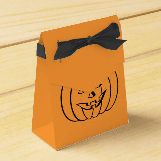 Halloween Party Favor Box Favour Boxes