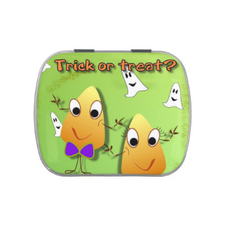 Halloween Party Favor Jelly Belly Tins