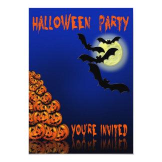 Halloween Party Invitation 13 Cm X 18 Cm Invitation Card