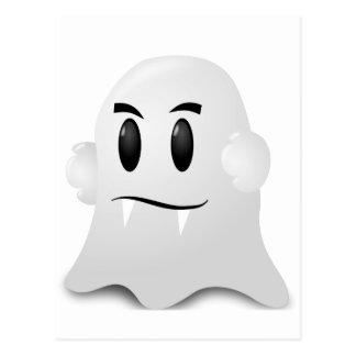 Halloween phantom post cards