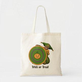 Halloween Pixie Budget Trick or Treat Bag