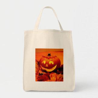 Halloween Pumpkin Head Bag