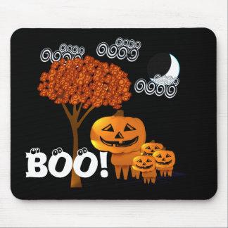 Halloween Pumpkin Heads - Mouse Pad