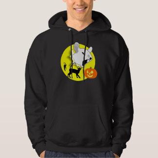 Halloween Pumpkin Mouse and Cats Shirt