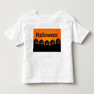 Halloween Pumpkins Toddler T-Shirt