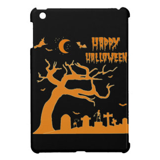 Halloween scary night cover for the iPad mini