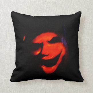 HALLOWEEN SCARY PUMPKIN pillow