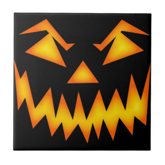 Halloween Small Square Tile