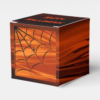 Halloween Spider Treat Box Favor Boxes