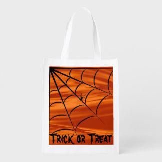 Halloween Spider Trick or Treat  Bag