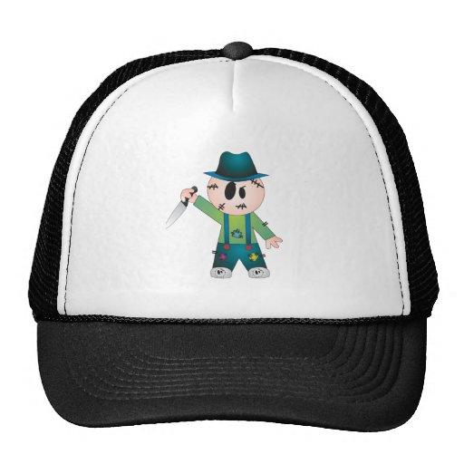 Halloween - Spooky Serial Killer Trucker Hats