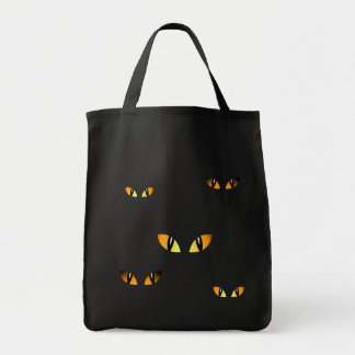 Halloween Spying Eyes Trick or Treating Bags