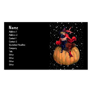 Halloween: The Final Frontier Business Cards