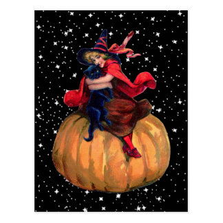 Halloween: The Final Frontier Postcard