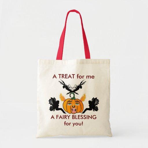 Halloween Treat Bag 02