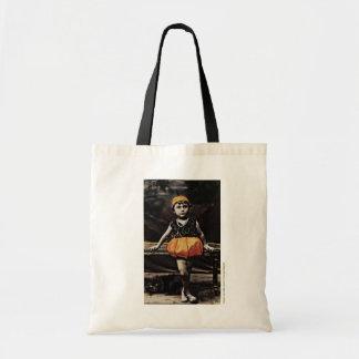 Halloween Treat Bag Vintage