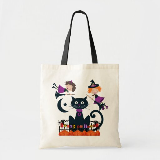 Halloween Treat Tote - SRF Bag