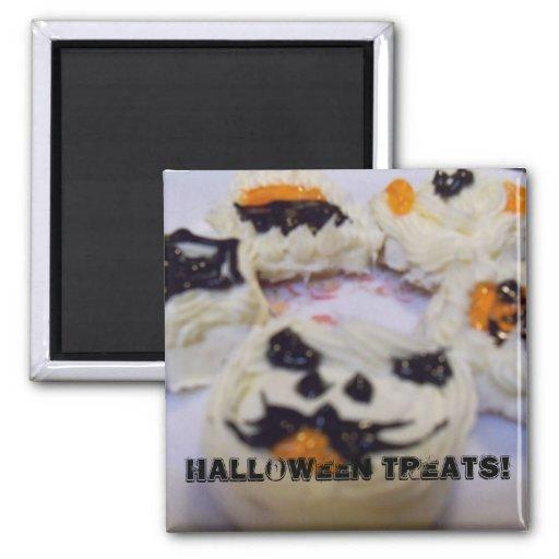 Halloween Treats! Fridge Magnet