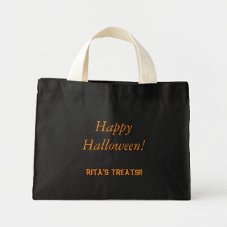 Halloween | Treats Tote Bag