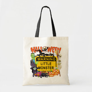 Halloween Trick Or Treat Budget Tote Bag