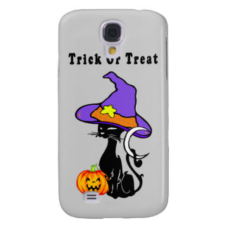 Halloween Trick or Treat Galaxy S4 Case