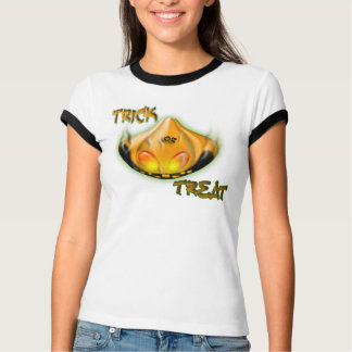 Halloween Trick or Treat Shirt