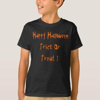 HALLOWEEN,trick or treat T Shirt