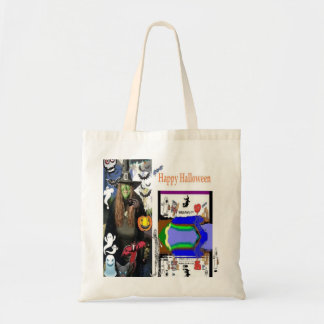Halloween Witch Candy Bag and Tote