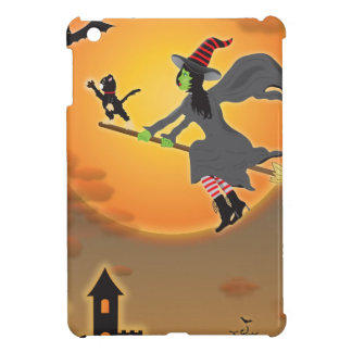 Halloween Witch Cover For The iPad Mini