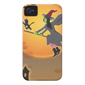 Halloween Witch iPhone 4 Cover