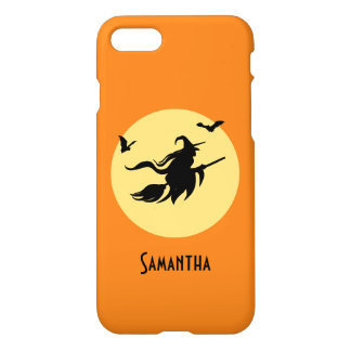 Halloween witch iPhone 7 case