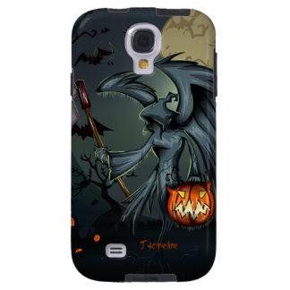 Halloween Witch Samsung Galaxy  S4 Case