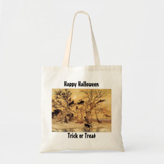 Halloween Witches Bag