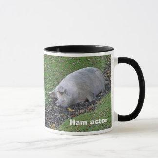 Ham actor mug