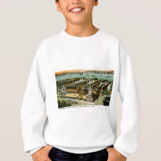 Hamburg-American Line, Hoboken, New Jersey Sweatshirt