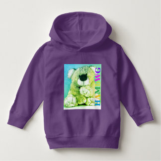 HAMbWG - Children's  T Shirt - Teddy Bear