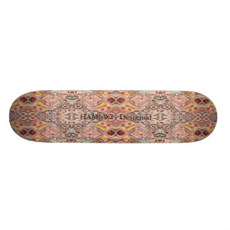 HAMbyWG Designed - Skateboard - Moroccan