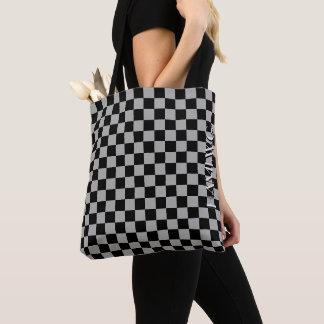 HAMbyWG - Tote Bag  - Checker Design