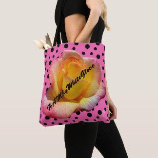 HAMbyWG - Tote Bag - Rockabilly Rose