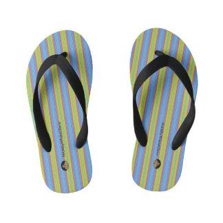 HAMbyWGlove Toddler  - Flip-Flops - Moonstone Thongs