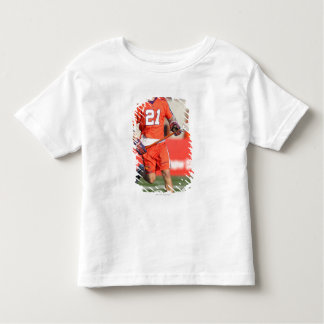 HAMILTON,CANADA - JULY 16:  Kevin Crowley #21 Toddler T-Shirt