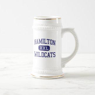 Hamilton - Wildcats - High - Memphis Tennessee Beer Steins