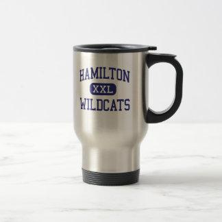 Hamilton - Wildcats - High - Memphis Tennessee Stainless Steel Travel Mug