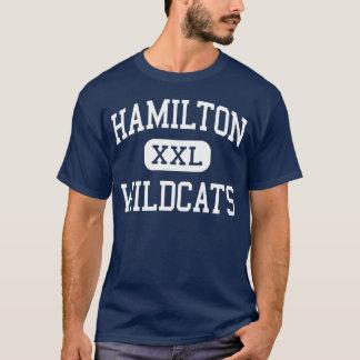 Hamilton - Wildcats - High - Memphis Tennessee T-Shirt