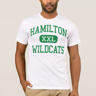 Hamilton - Wildcats - High - Milwaukee Wisconsin T-Shirt