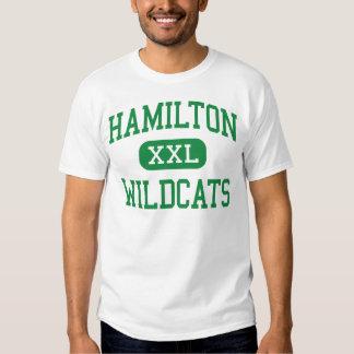Hamilton - Wildcats - High - Milwaukee Wisconsin Tshirt