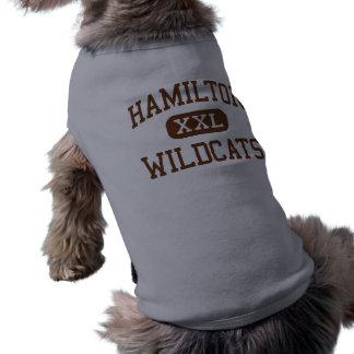 Hamilton - Wildcats - Junior - Parkersburg Sleeveless Dog Shirt